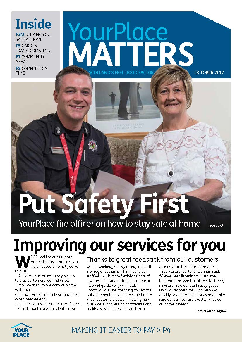 YourPlace Matters - October 2017